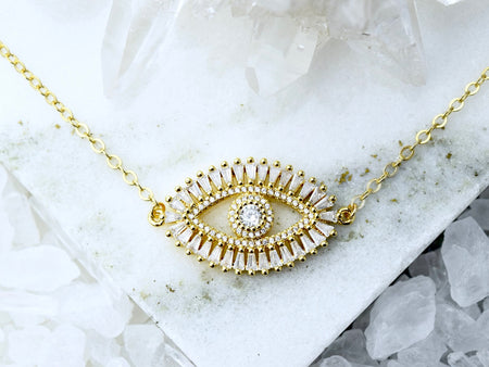 Primrose Pendant Necklace
