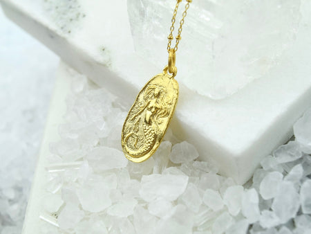 Mon Ange (my angel) Necklace