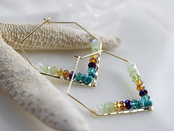 Vienne Earring - Mermaid