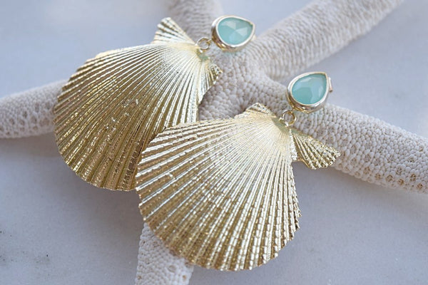 Siren Earring - Mermaid