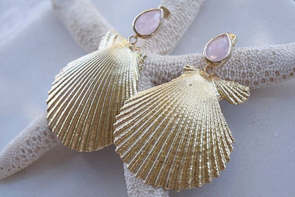 Siren Earring - Shore