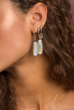Raven Huggie Earring (Single)