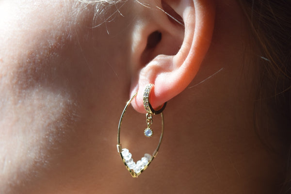 Rory Ashton Drop Earring