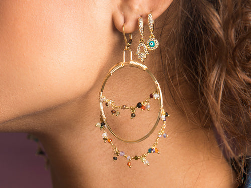 Heiress Earring