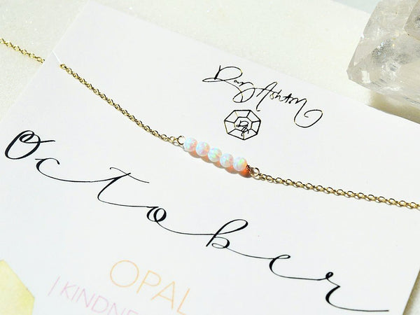 Rory Ashton Bar Necklace