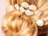 Baroque Pearl Hair Comb