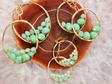 Valley Cluster Earring