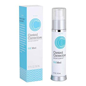 Control Corrective 02 Med Oil Free Cream-Acne Treatment