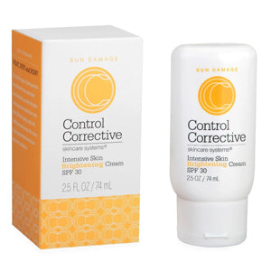 Control Corrective Intensive Skin Brightening Cream SPF 30 Sunscreen