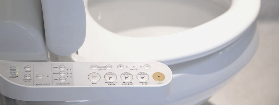 bidets sustainable living save TP