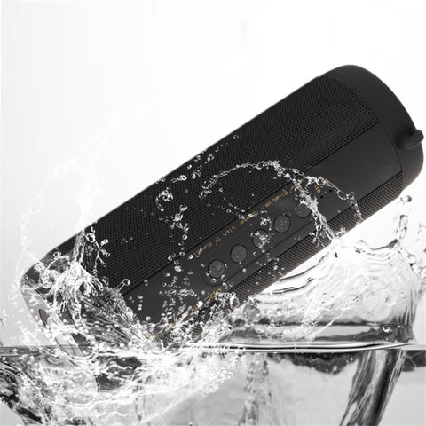 Waterproof Super Bass Portable Mini Speaker