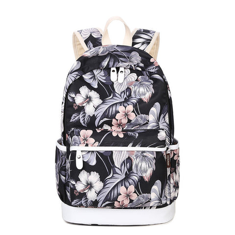 Unique Floral Backpack
