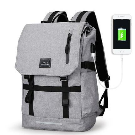 Waterproof Large USB Backpack