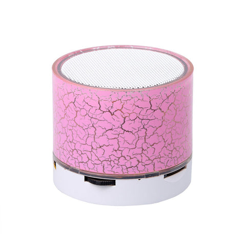 Wireless Portable Mini LED Bluetooth Speaker