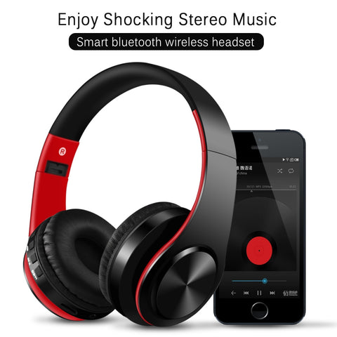 YEINDBOO Bluetooth Wireless Headphones