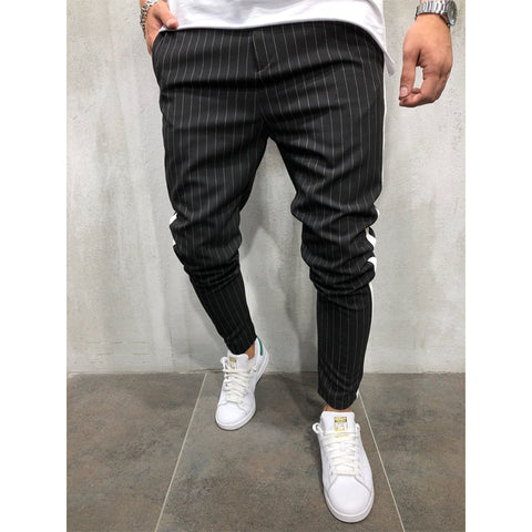 Men's Twill Fashion Jogger Pants
