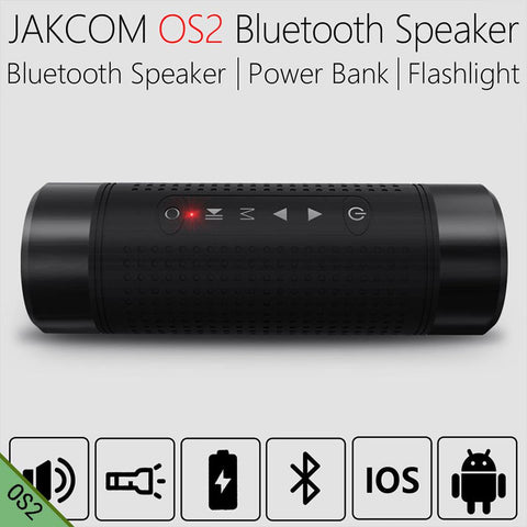 JAKCOM OS2 Smart Outdoor Bluetooth Speaker