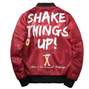 Shake Things Up Bomber | 3 Colours