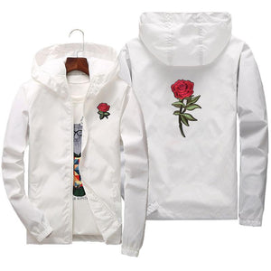 Rose Windbreaker Jacket | 3 Colours