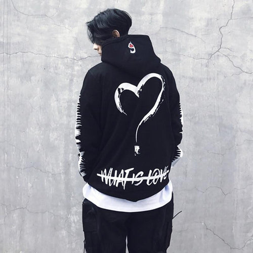 What Is Love? Hoodie