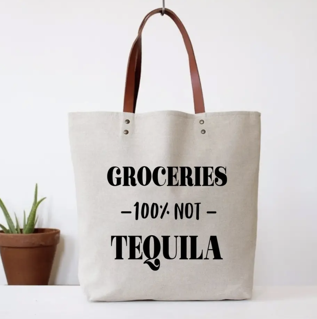 Tequilla Tote Bag