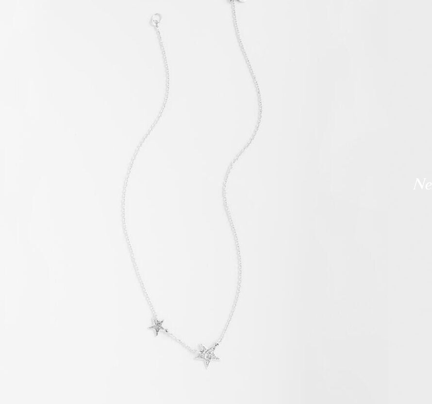Gorjana Shooting Star Necklace
