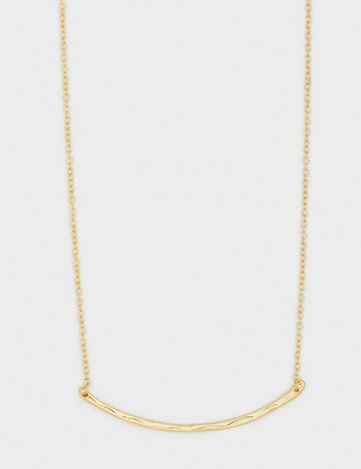Taner Bar Necklace