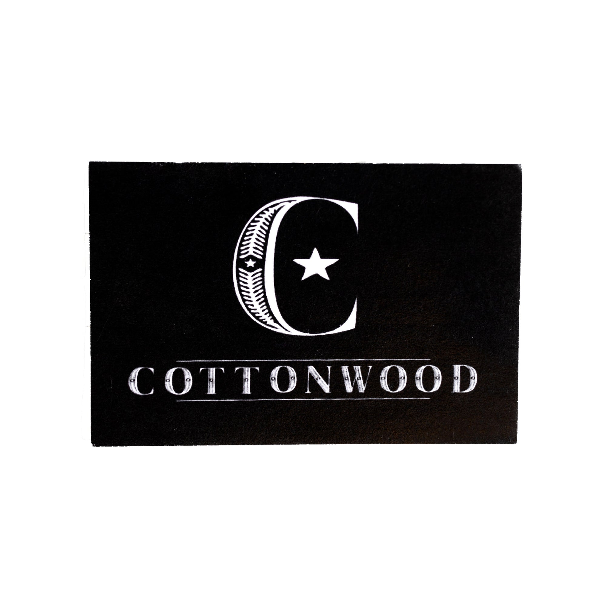 Cottonwood Coffee Stickers