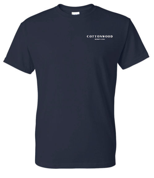 Cottonwood Coffee T-shirt