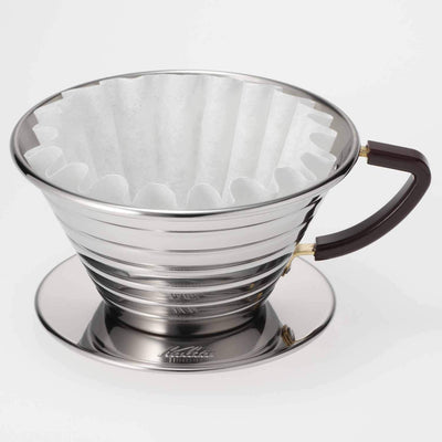 Kalita Wave 185 pour over dripper