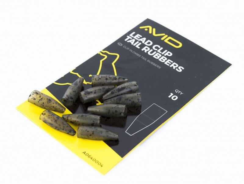 Avid Carp Outline Lead Clip Tail Rubber