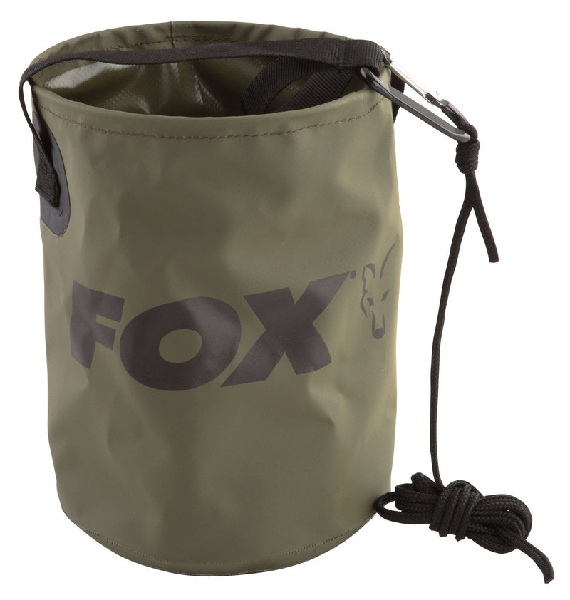 Fox Collapsible Water Bucket CCC040