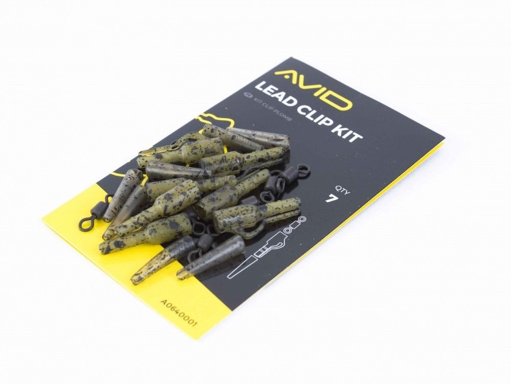 Avid Carp Outline Terminal Tackle Range