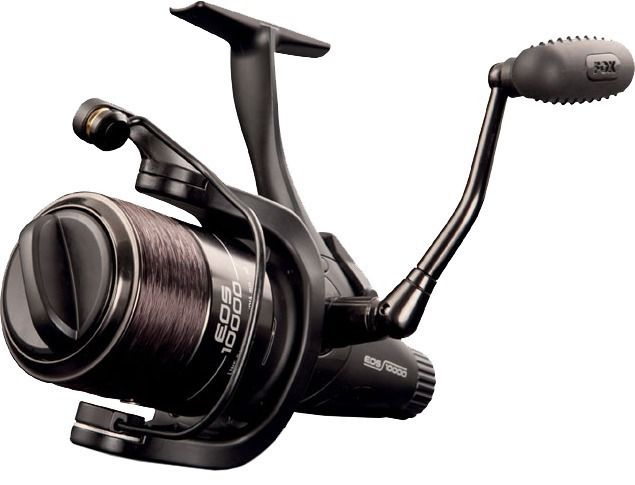 Fox NEW EOS Free Spool Specimen Fishing Reel 5000 7000 10000 Models Available