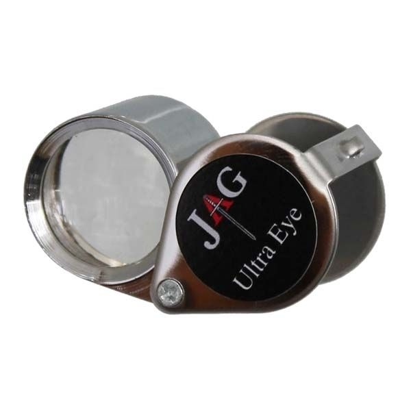 JAG Products Ultra Eye Magnifying Tool Hook Sharpening