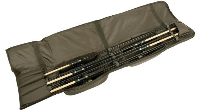 Nash Tackle Apache 5 12ft Carp Rod Holdall T3401