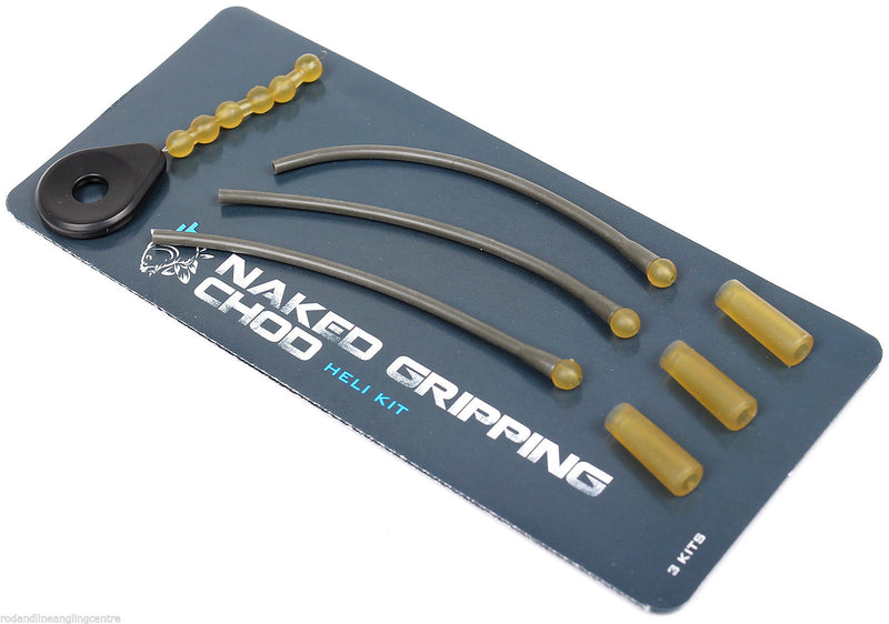 Nash Tackle Naked Gripping Chod Heli Kit