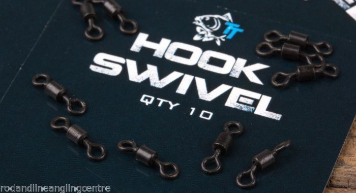 Nash Tackle Hook Swivels 10 Per Pack