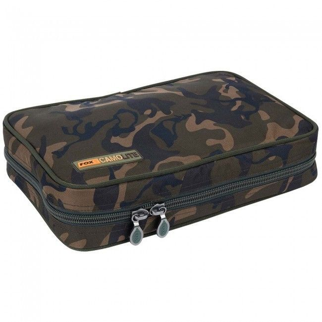 Fox NEW Carp Fishing Camo Lite CamoLite Buzz Bar Bag CLU300