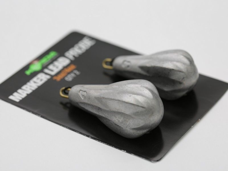 Korda Probe Feature Finding Marker Leads 2 per Pack 3 & 4oz ML3