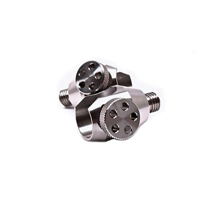 JAG Products 316 Stainless Steel Snag Adaptors (Pair)