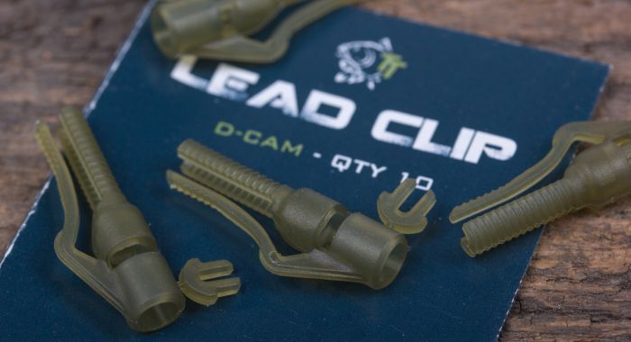 Nash Tackle Standard Lead Clips 10 Per Pack