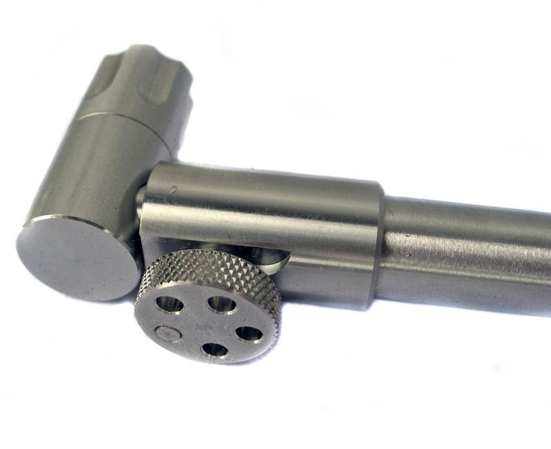 JAG Products 316 2 Rod Adjustable Stainless Steel Buzz Bar