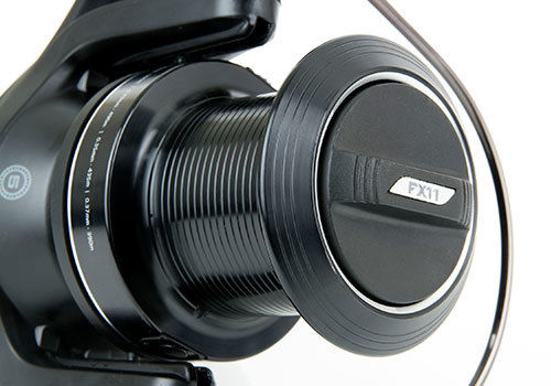 Fox FX11 Quick Drag Reel CRL070