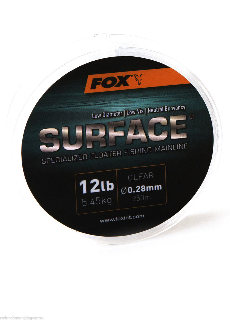Fox NEW Surface Floater Fishing Mainline 250m