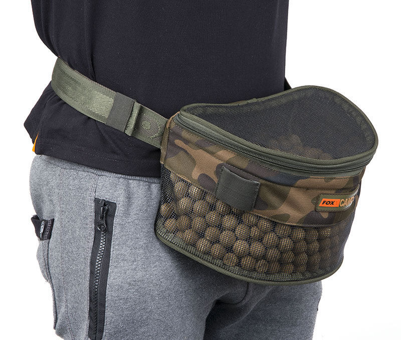 Fox CamoLite Boilie Bum Bag CLU317