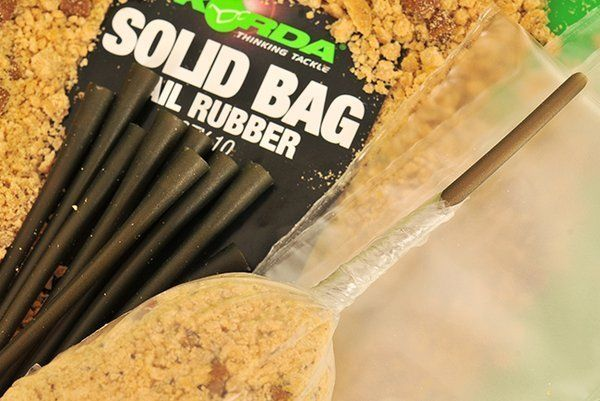 Korda Solid PVA Bag Tail Rubbers