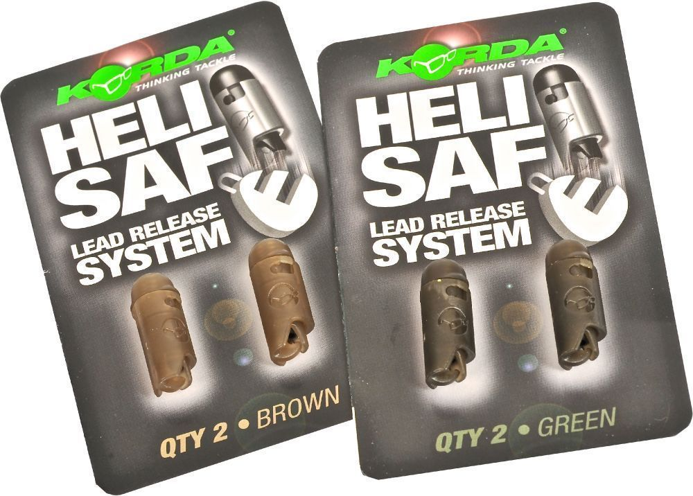 NEW essential items Inline lead safety clip and tail pack of 10