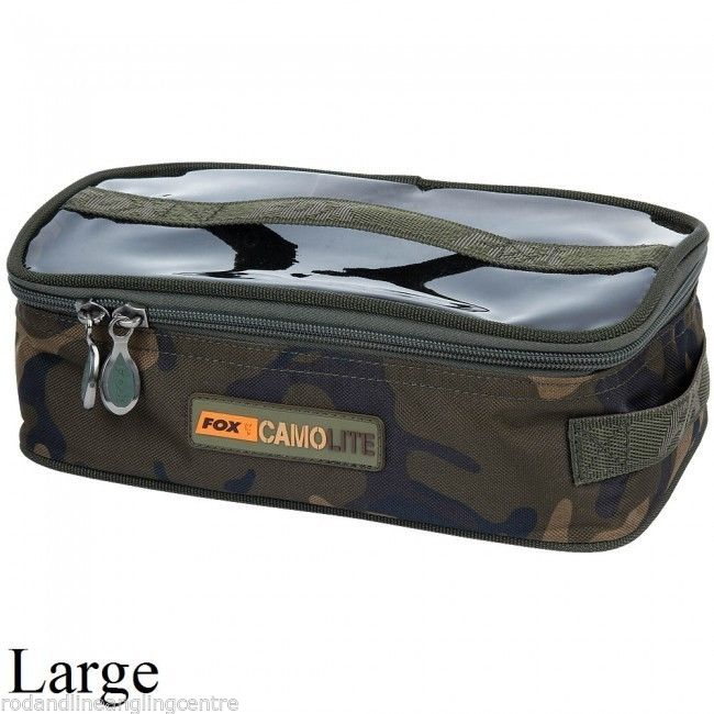 Fox CamoLite Large Accessory Bag CLU303