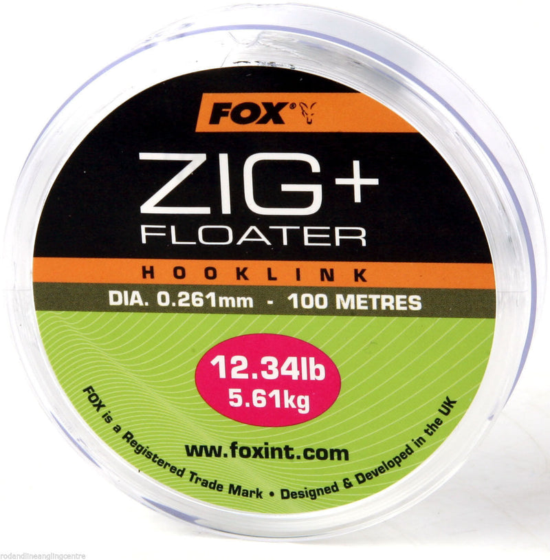 Fox Zig Aligna Kit Foam Sleeves Line Complete Range